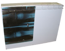 Double X-Ray Viewing Box