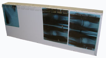 Quadruple X-Ray Viewing Box